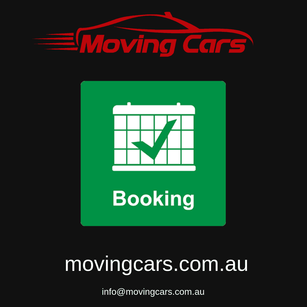 booking car transport australia wide