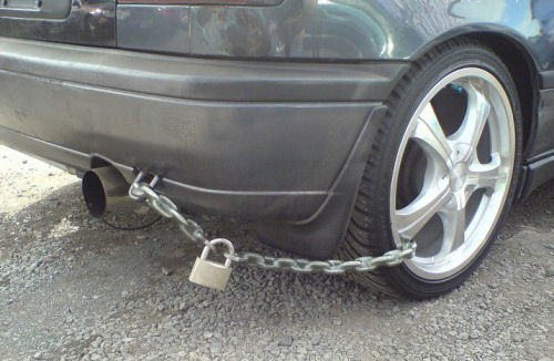 New advancement in car security