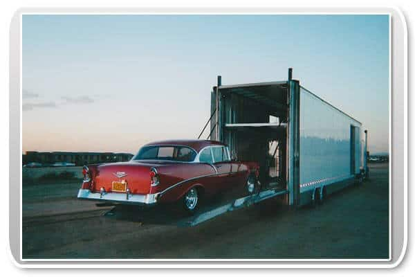 Transporting Vintage Cars