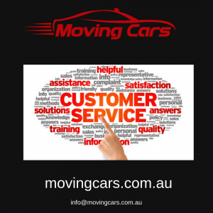 Moving Cars Customer Service