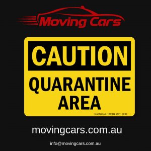 quarantine when transport car interstate